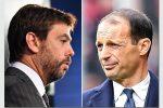 Non si scioglie il nodo allenatore in casa Juventus, slitta l'incontro Agnelli-Allegri