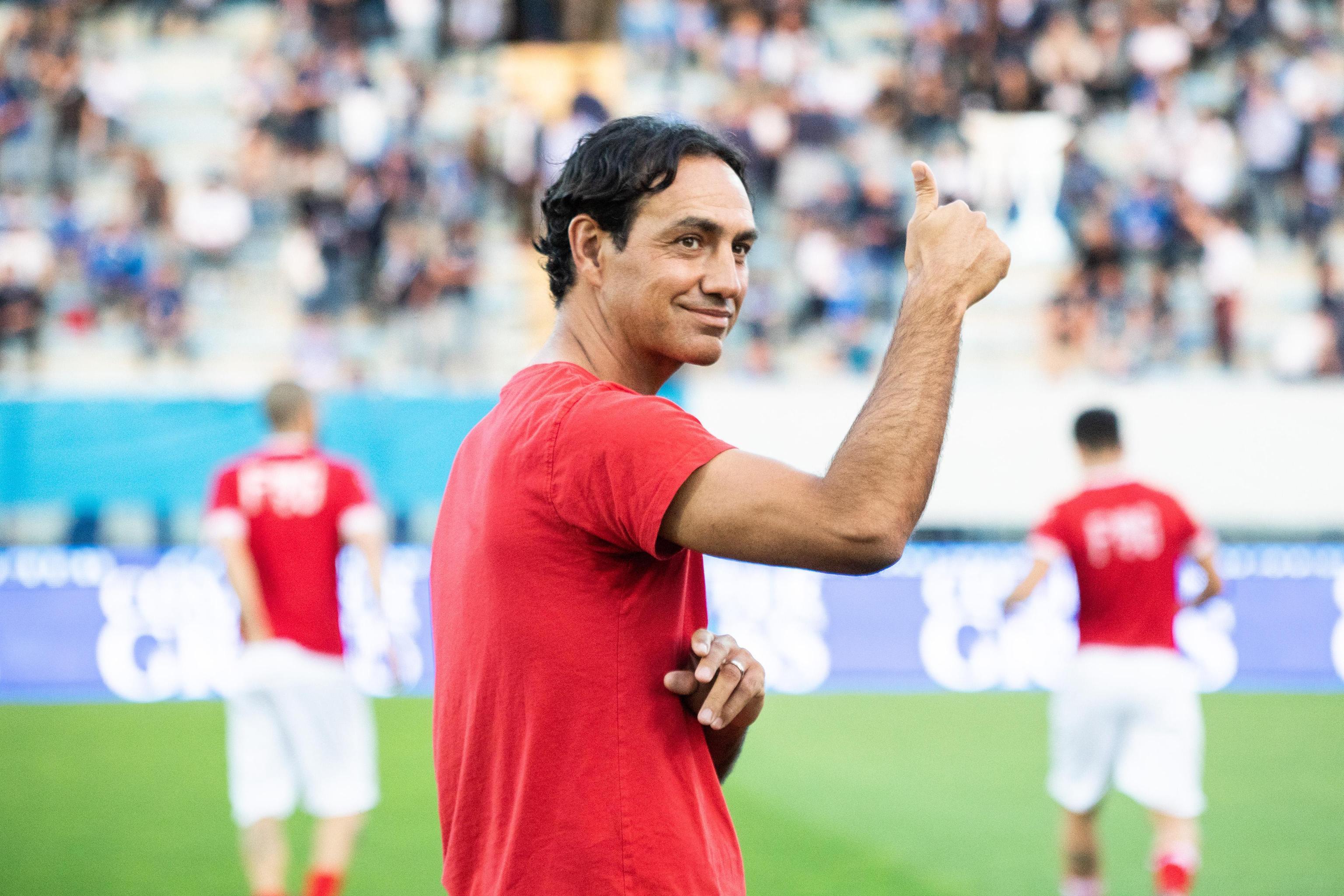 Sputò all'allenatore del Perugia Nesta, denunciato un ...