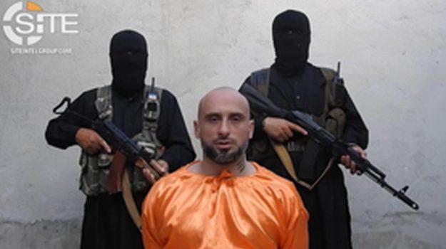 italiano rapito, siria, Alessandro Sandrini, Sicilia, Mondo