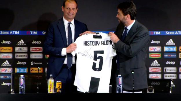 juventus, nuovo allenatore, serie a, Massimiliano Allegri, Sicilia, Sport