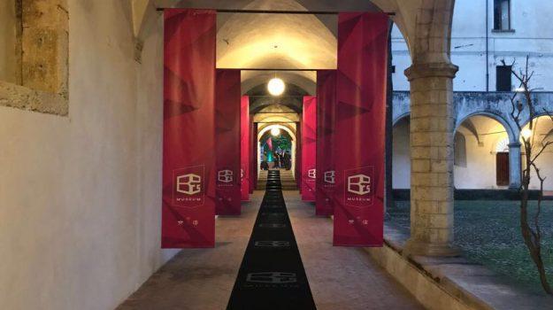 BoCs Cosenza, maiale sgozzato, teatro, Maurizio Orrico, Cosenza, Calabria, Cronaca