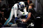 Bottas nega la pole n.100 a Hamilton, la Ferrari di Sainz quinta