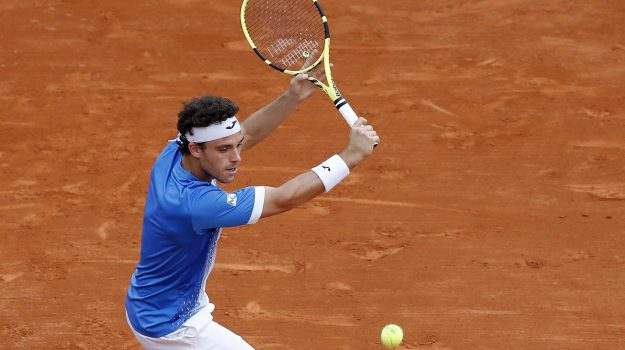 atp monaco, tennis, Marco Cecchinato, Sicilia, Sport