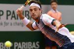 Roland Garros, Cecchinato subito fuori. Sonego out contro Federer, vince Berrettini
