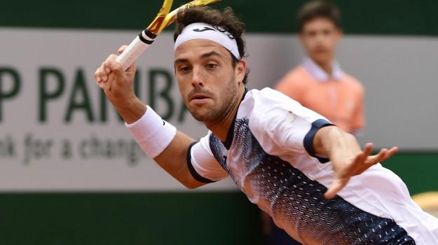 roland garros, tennis, Lorenzo Sonego, Marco Cecchinato, Matteo Berrettini, Roger Federer, Sicilia, Sport