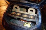 Controlli alla movida di Messina, musica ad alto volume: locali multati e sequestrati due impianti sulle auto