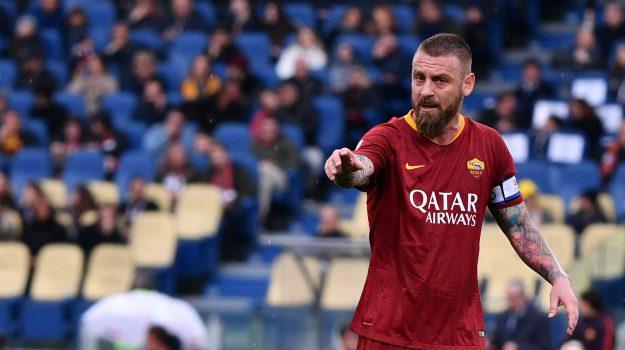 calcio, roma calcio, Daniele De Rossi, Sicilia, Sport