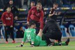 Milan, lesione muscolare alla coscia per Donnarumma: niente Nazionale