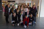 """I dieci studenti dell'istituto """"Manzoni-Dina e Clarenza"""""""