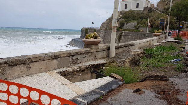 assessore Cordaro, capo d'orlando, erosione della costa, rischio idrogeologico, stabilimenti balneari, Toto Cordaro, Messina, Sicilia, Cronaca