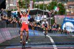 Giro d'Italia, tappa a Masnada e Conti nuovo leader: dopo tre anni un italiano in rosa