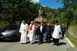 Squillace celebra la Madonna del Ponte: pellegrinaggio al Santuario