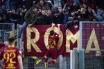 Serie A, la Roma non molla il treno Champions: 2-0 a una Juventus appagata