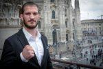 Il pugile calabrese Dario Morello a Milano per il titolo Global Wbo