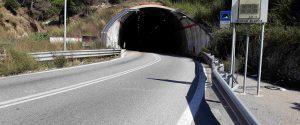 Messina, domani via ai lavori in galleria San Jachiddu: tunnel chiuso fino al 31 maggio
