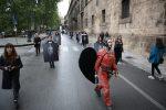 """In scena a Palermo la mostra vivente """"guerrilla art"""": gli eventi in città fino al 9 giugno"""