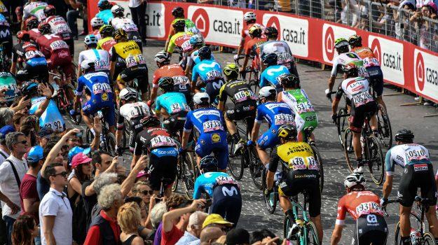 ciclismo, giro d'italia, Messina, Sicilia, Sport