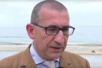 """Discarica nella foce dell'Angitola a Pizzo, il generale Vadalà: """"Intervenire in tempi celeri"""" - Video"""