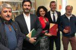Studentessa si laurea con una tesi sulla frana sulla statale 18 a Bagnara Calabra
