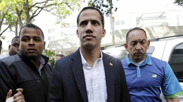 crisi venezuela, Giuseppe Conte, Juan Guaidò, Sicilia, Mondo