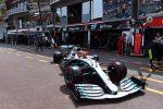 F1, a Montecarlo pole per Hamilton: solo quarta la Ferrari di Vettel