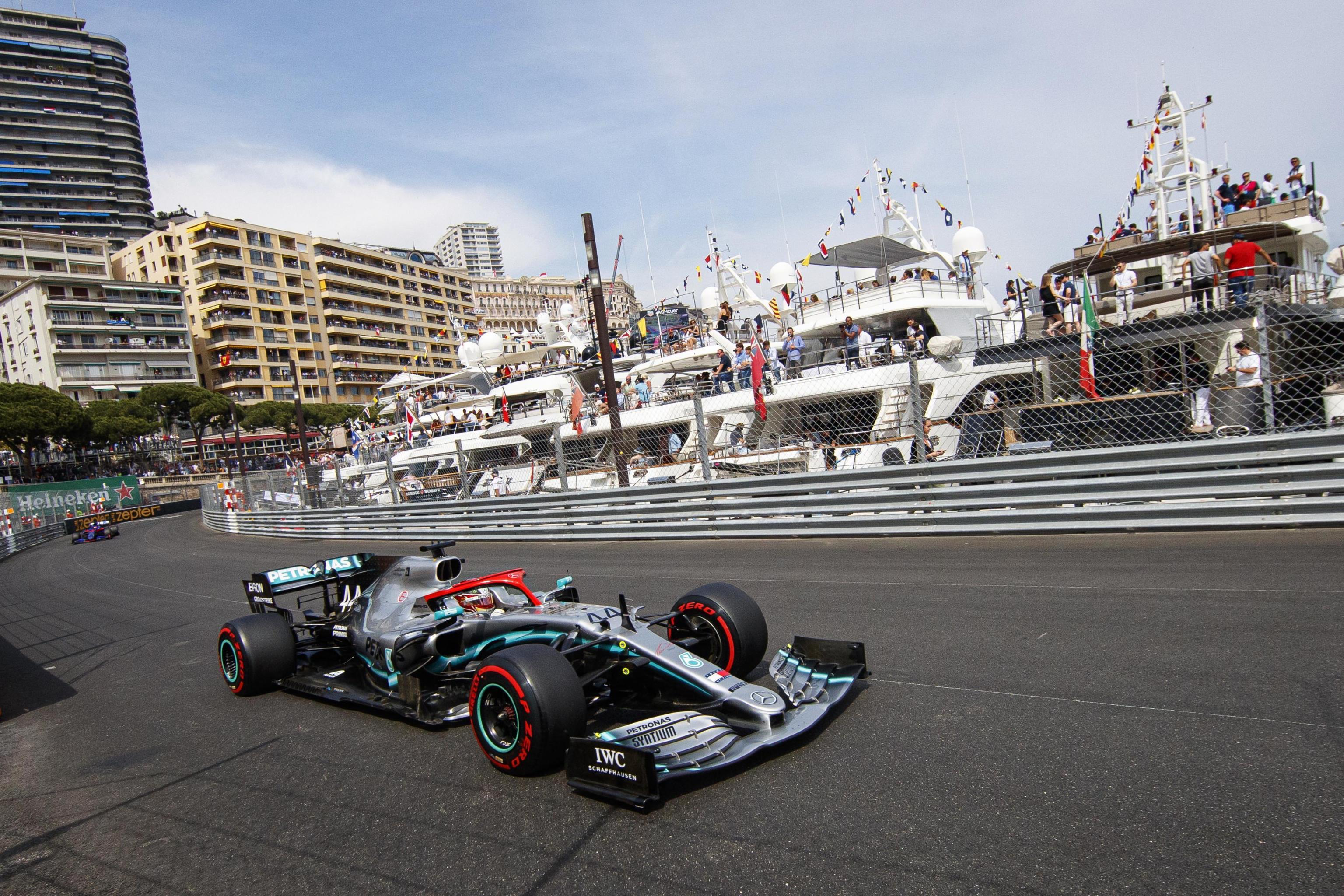 Formula 1: Hamilton Trionfa Anche A Montecarlo, Vettel