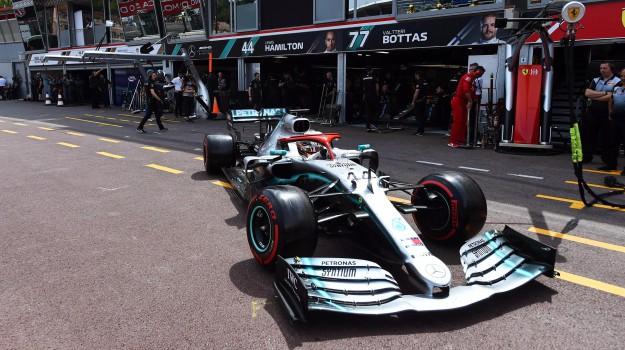 f1, montecarlo, pole position, Lewis Hamilton, Sicilia, Sport