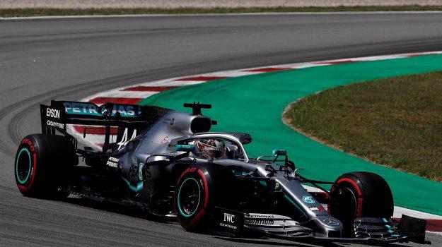 formula 1, gp spagna, Lewis Hamilton, Sicilia, Sport