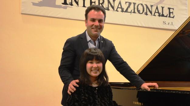 musica, pianoforte, Kano Kojima, Catanzaro, Calabria, Cultura