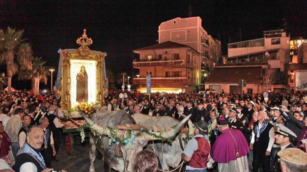 Arcidiocesi di Crotone, crotone, Festa Mariana, Maria di Capo Colonna, patrimonio culturale Unesco, Ugo Pugliese, Catanzaro, Calabria, Cronaca