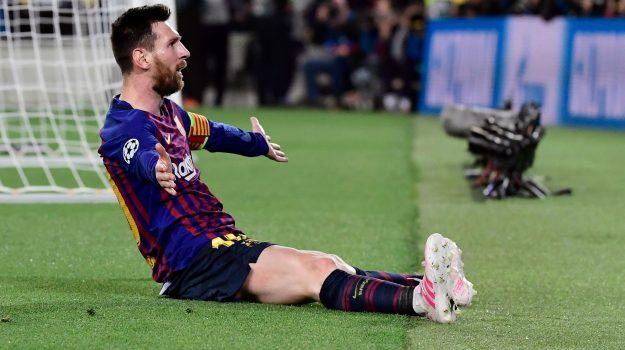 barcellona, calcio, champions league, liverpool, Lionel Messi, Sicilia, Sport