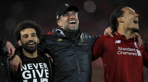 champions league, Liverpool-Barcellona, Sicilia, Sport