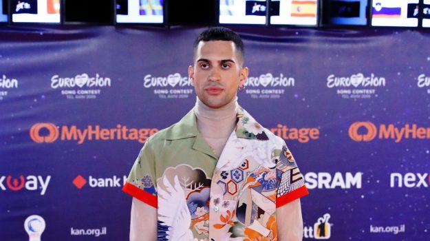 eurovision, tel aviv, Mahmood, Sicilia, Società