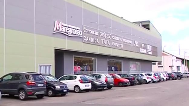 malviventi, maregrosso, rapina, supermercato Ipersigma, Alessandro Brunetti, Messina, Sicilia, Cronaca
