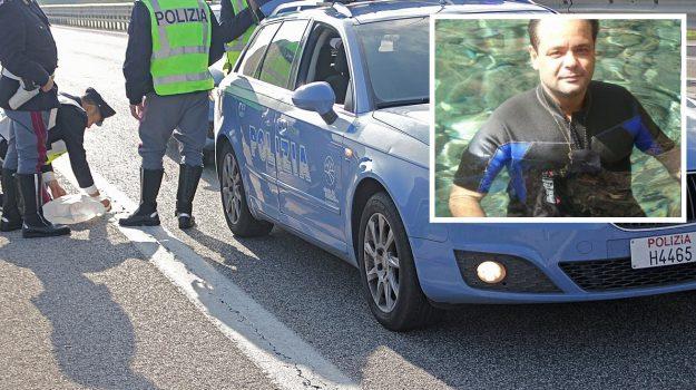 incidente cefalù, morto tusa, Massimo Franco, Messina, Sicilia, Cronaca