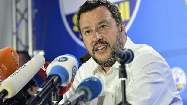 calabria, senato, Matteo Salvini, Maurizio Gasparri, Sicilia, Politica
