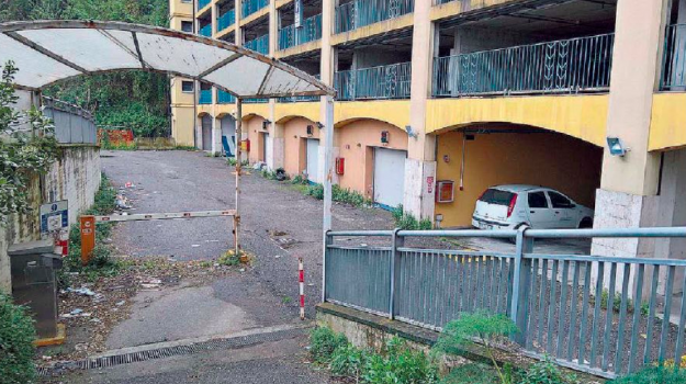 Multipiano Catanzaro, parcheggio, rilancio, Catanzaro, Calabria, Cronaca