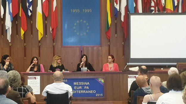 Nadia Terranova, Omero è stato qui, palazzo zanca, Nadia Terranova, Sicilia, Messina, Cultura