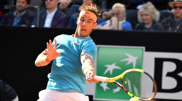 tennis, Novak Djokovic, Rafael Nadal, Sicilia, Sport
