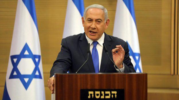 elezioni israele, Benyamin Netanyahu, Sicilia, Mondo