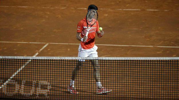 internazionali d'italia, tennis, Novak Djokovic, Rafa Nadal, Sicilia, Sport