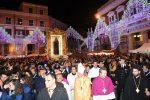 A Crotone il quadro della Madonna di Capocolonna in processione: il video