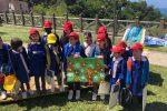 """Paola, bambini """"in piazza"""" per la salvaguardia dell'ambiente - Foto"""