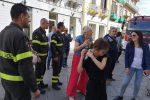 Un pappagallo scappa dalla sua padroncina e viene salvato dai Vigili del fuoco di Reggio
