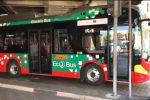 Primo bus elettrico dell'Atm Messina