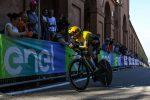 Giro d'Italia, Roglic stravince la prima tappa: Nibali è terzo