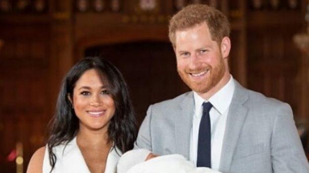 archie, royal baby, Archie, Sicilia, Mondo