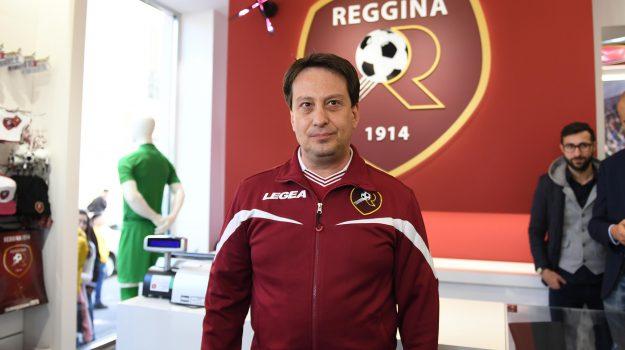 reggina, Luca Gallo, Reggio, Calabria, Sport