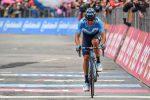 Giro d'Italia, Nibali e Roglic si controllano: Carapaz si prende tappa e primato