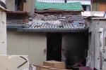 Messina, ruspe pronte a Camaro Sottomontagna per le prime demolizioni